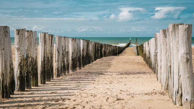 Nederlands mooiste stranden vind je in Zeeland