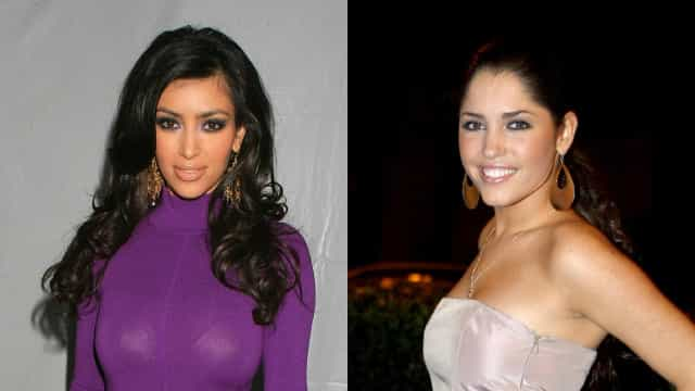 Kim Kardashian versus Yolanthe Sneijder-Cabau