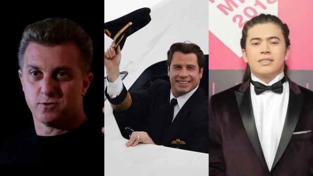 As celebridades que são donas de aviões luxuosos!