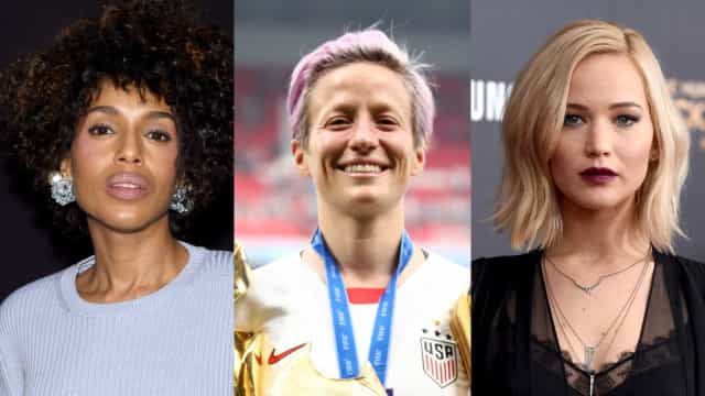 #PayThem: Celebs who've spoken out about the gender pay gap