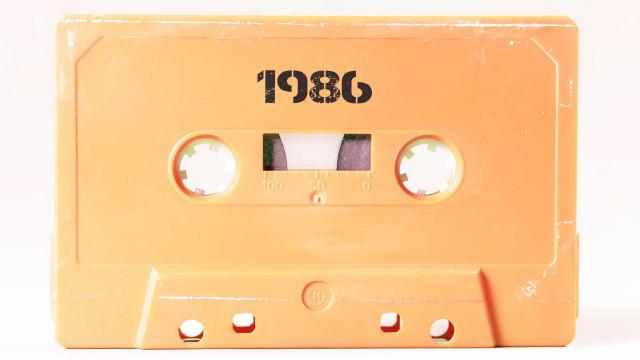 Dit gebeurde er in jouw geboortejaar: 1986