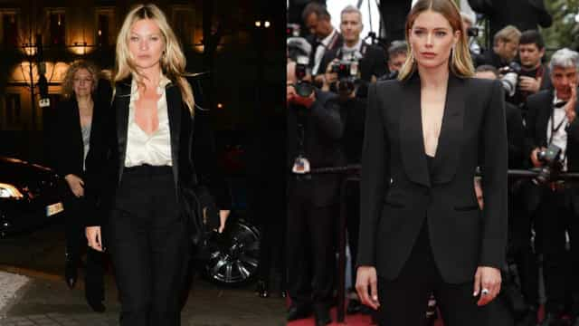 Kate Moss versus Doutzen Kroes