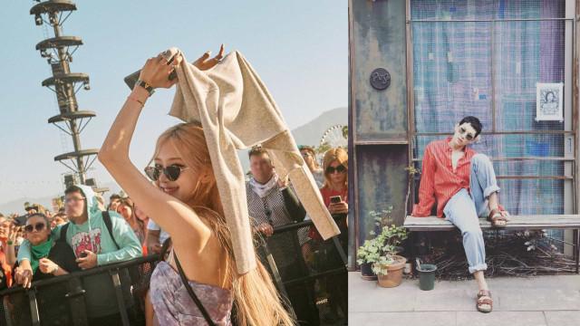여름대비 ☆ 셀럽들의 선글라스 패션
