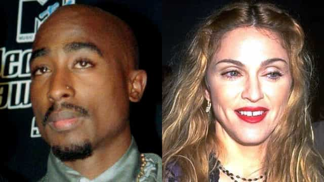 Tupac's letter to Madonna and other celebrity items put up for auction