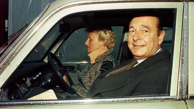 Jacques Chirac: le séducteur infatigable