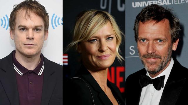 Atores que viveram grandes personagens na TV e nunca ganharam um Emmy!