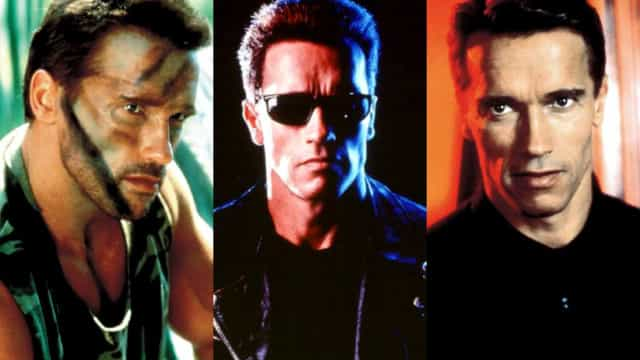 Arnold Schwarzenegger's best movies... and his worst!