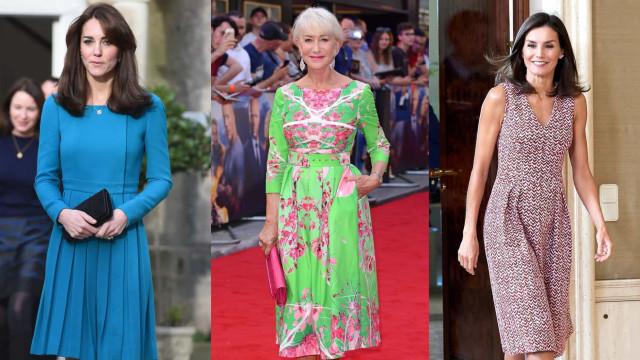 ¿Qué tienen en común Helen Mirren, Kate Middleton y la reina Letizia?