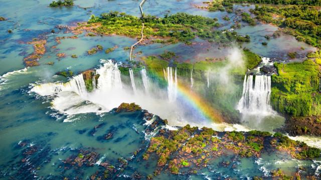 Etelä-Amerikan upeimmat Unescon maailmanperintökohteet