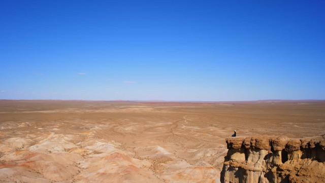 4 plekken op de wereld waar je echt alleen kunt zijn