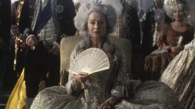 A guide to Queen Helen Mirren's historical roles