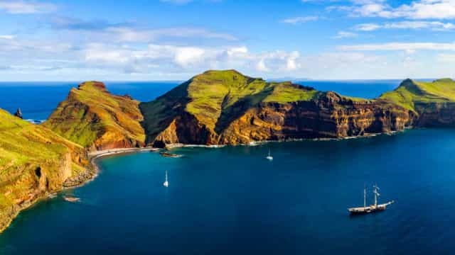 Zo zien de aantrekkelijkste schiereilanden eruit