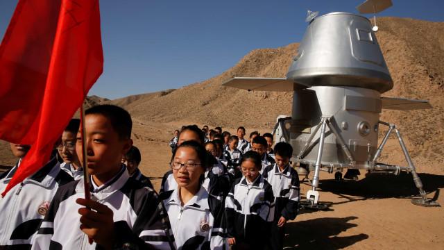 Sådan kan du besøge Mars - uden at forlade Jorden