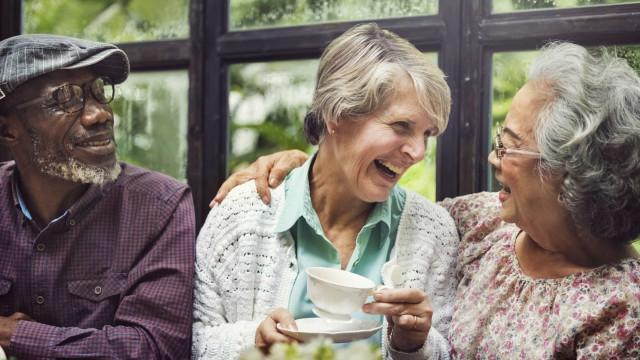 Le vieillissement n'a pas que des inconvénients!