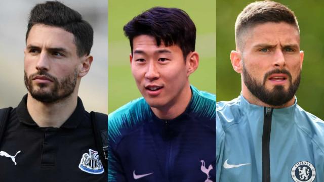 I calciatori più sexy della stagione sportiva 2019/2020
