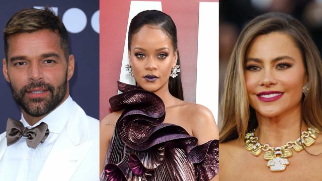Rihanna ja muut tähdet, jotka vaativat tiukempia aselakeja