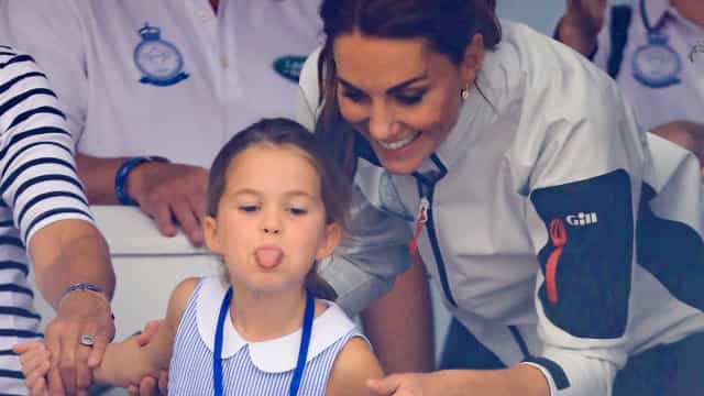 Princess Charlotte and more British royal cuteness