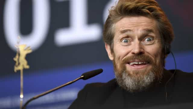 How Willem Dafoe became the internet's favorite cult actor
