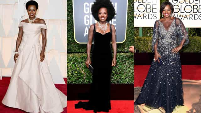 Viola Davis: How to get away with (red-carpet) style