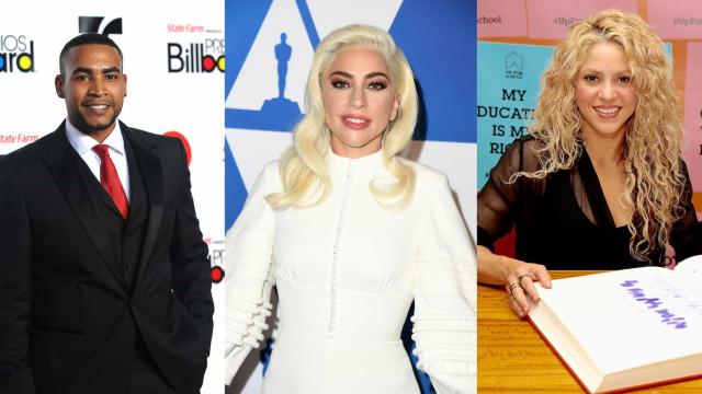 Lady Gaga y otros artistas famosos acusados de plagio