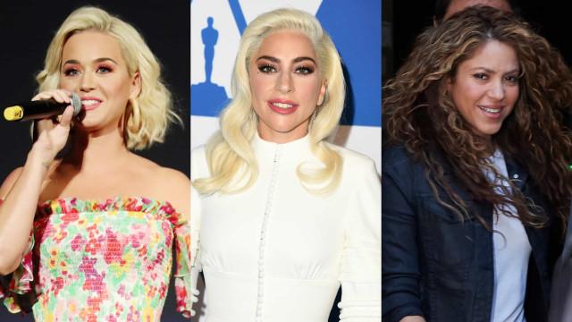 Lady Gaga e outras estrelas da música acusadas de plágio
