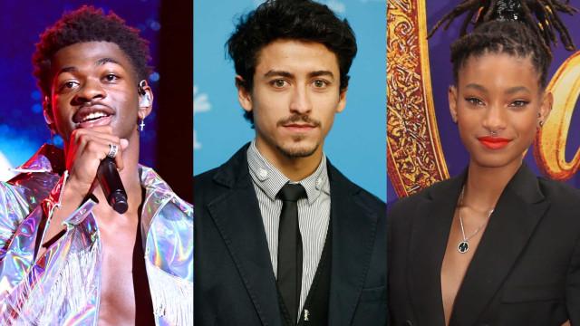 As celebridades que saíram do armário em 2019