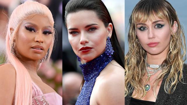 Adriana Lima com novo amor: acompanhe a vida afetiva dos famosos em 2019!