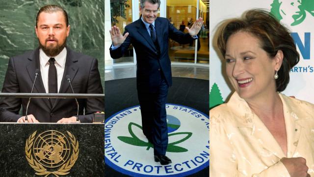 Grønn bølge - kjendiser som fronter miljøvern