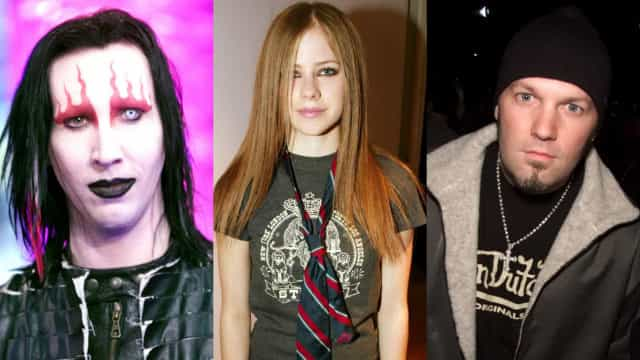 Then and now: The most rebellious musicians of the 2000s
