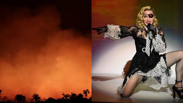 #Borsalino: Madonna erra nome de Bolsonaro e viraliza na internet