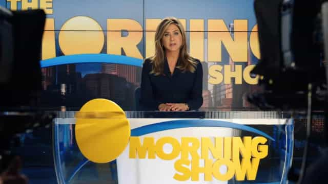 'The Morning Show' e outras produções sobre programas de TV!