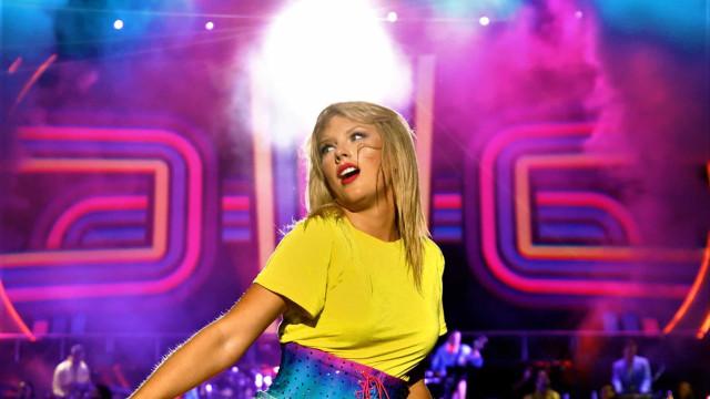 Taylor Swift ja muut vuoden 2019 myydyimmät artistit