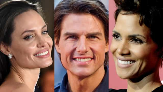 Say cheese! The most dazzling celebrity smiles