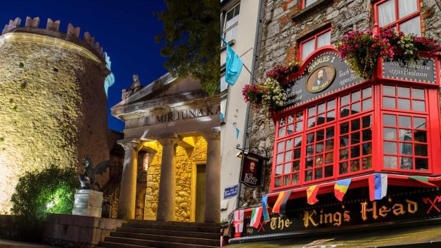 Rijeka och Galway kommer vara 2020 års kulturhuvudstäder
