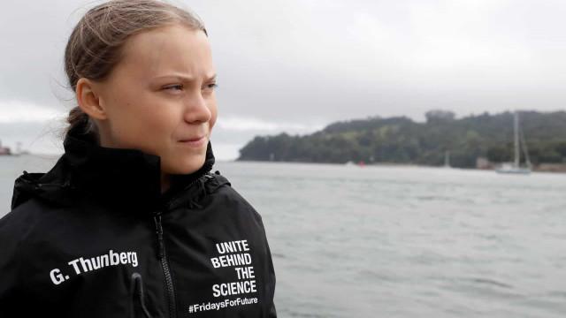Greta Thunberg, la niña que está salvando el mundo