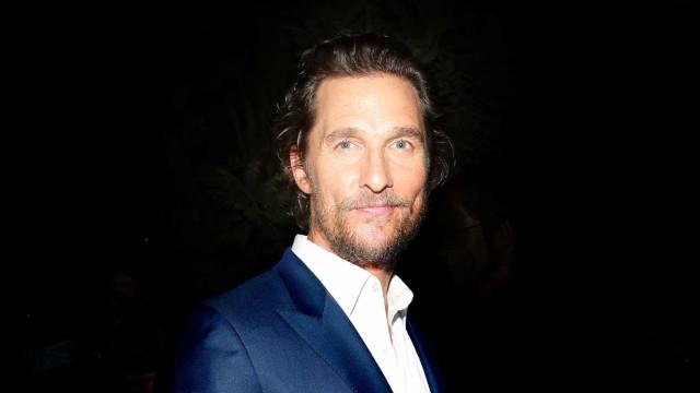 De ator a professor: relembre a ascensão de McConaughey em Hollywood!
