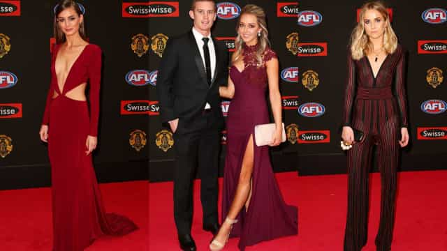 Brownlow Medal: best looks through the years