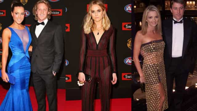 Brownlow Medal: The best and worst looks through the years