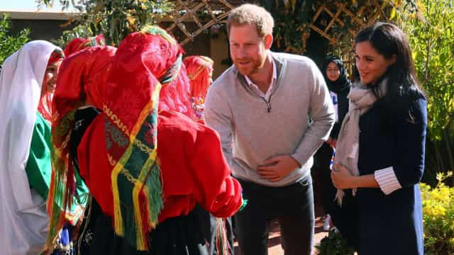The Duke and Duchess of Sussex want you to travel more ethically