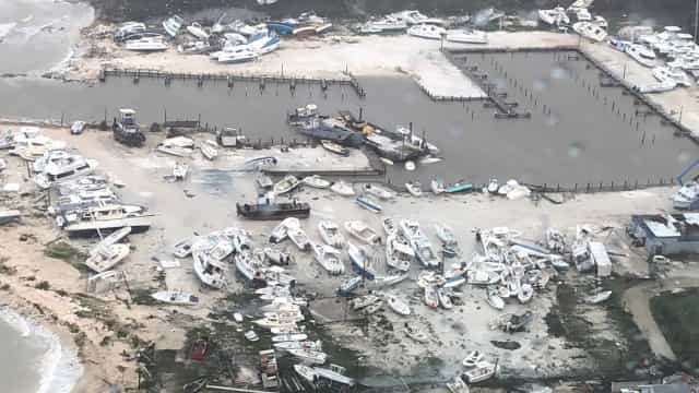 Hurricane Dorian and other catastrophic natural disasters