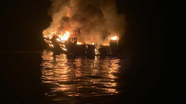 El incendio del barco de Santa Bárbara y otros fuegos trágicos