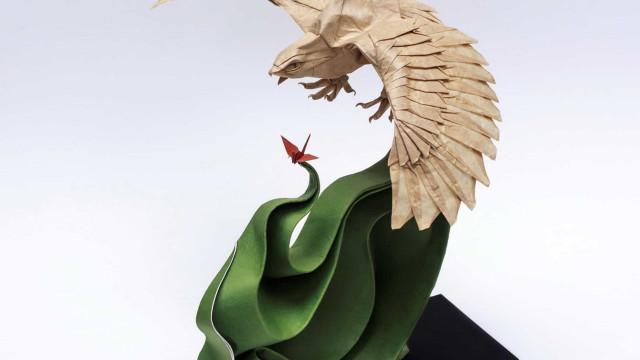Oppdag origami, den gamle japanske papirbrettekunsten