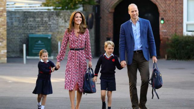 La princesse Charlotte et les autres bouilles royales adorables
