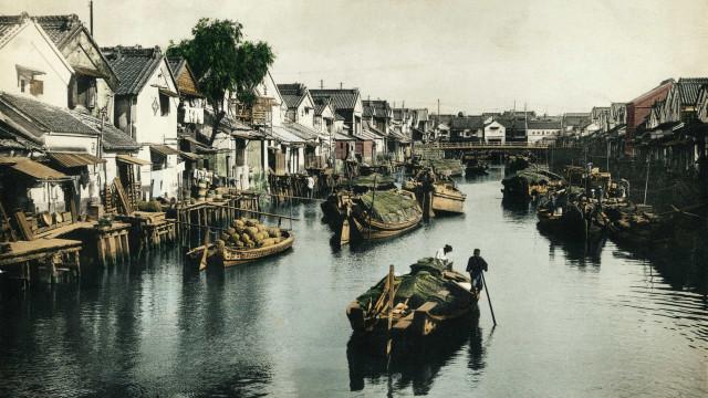 Veja como eram as famosas metrópoles em um passado bem distante!