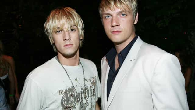 Nick and Aaron Carter among these celebs who have cut ties with family