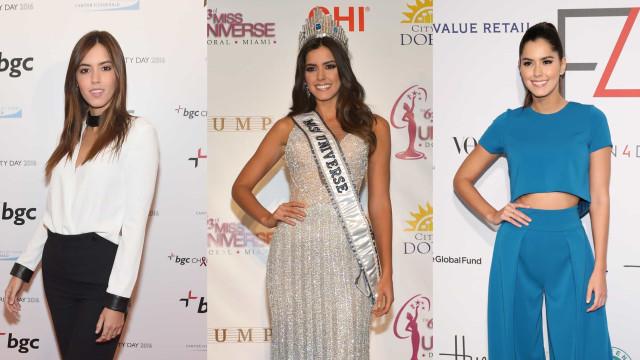 Paulina Vega: los trucos de moda de una Miss Universo