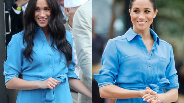 When the British royals wore the same outfit more than once