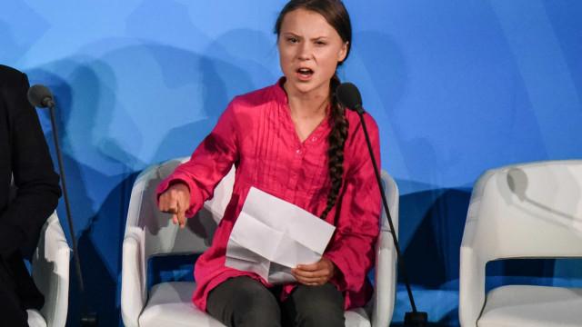 Greta Thunberg: conheça a jovem que está tentando salvar o mundo