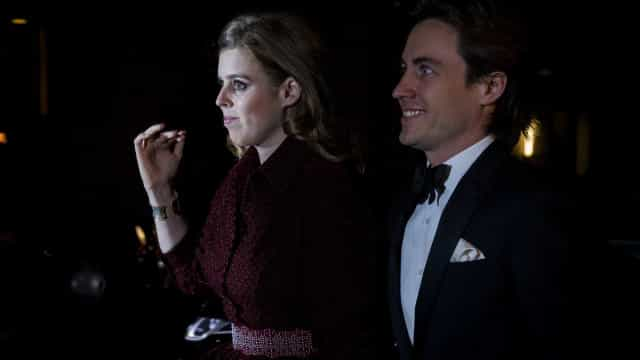 Princess Beatrice is officially engaged!