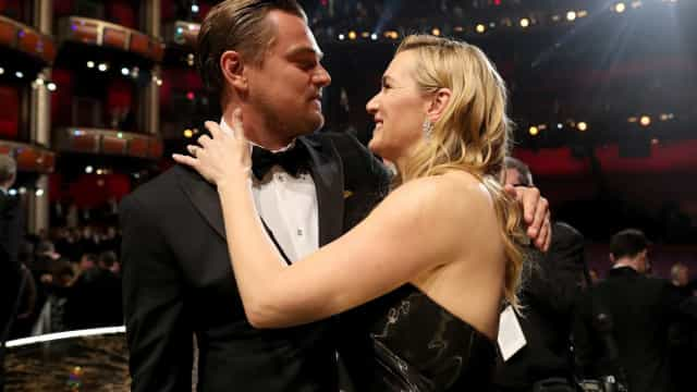 Kate Winslet and Leonardo DiCaprio's adorable friendship